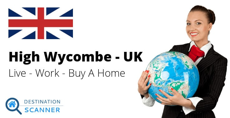 Is High Wycombe A Good Place To Live, Buy A House, Retire Or Visit UK