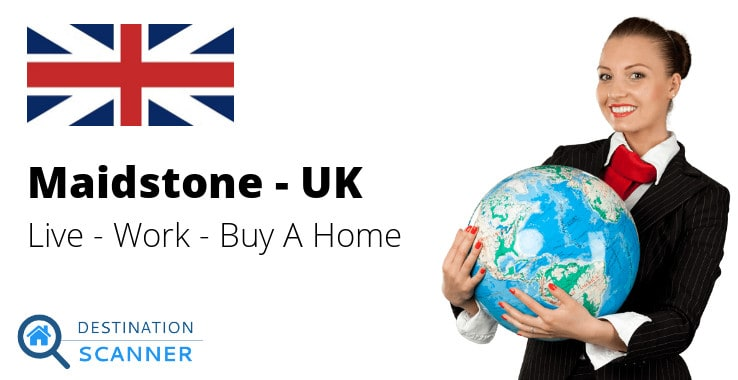 Is Maidstone A Good Place To Live, Buy A House, Retire Or Visit UK