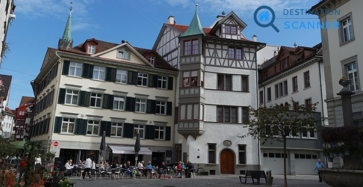 Is St. Gallen a Good Place to Live, Visit, Retire, Work or Buy a House