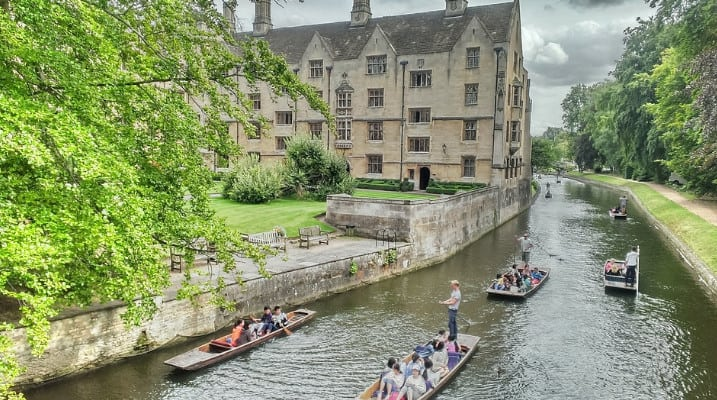 Is Cambridge a Good Place to Live