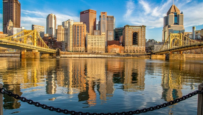 Is Pittsburgh Pennsylvania A Good Place To Live?