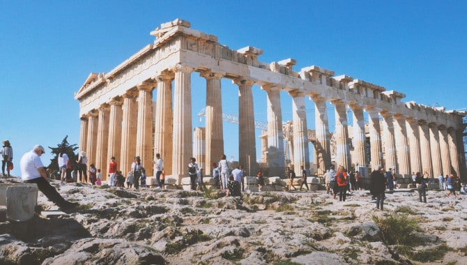 Cost Of Living in Athens, Greece