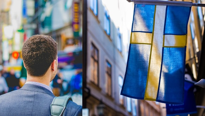 job opportunities in Sweden after masters